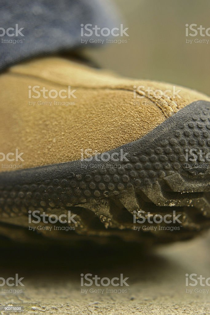 step into adventure royalty-free stock photo