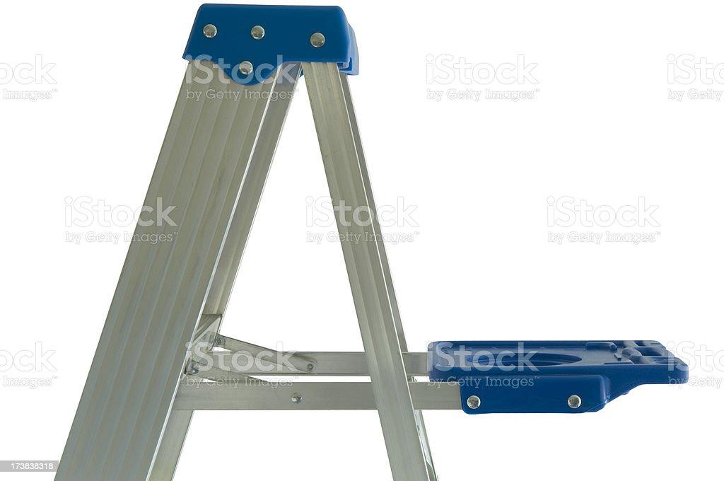 Step Ladder stock photo