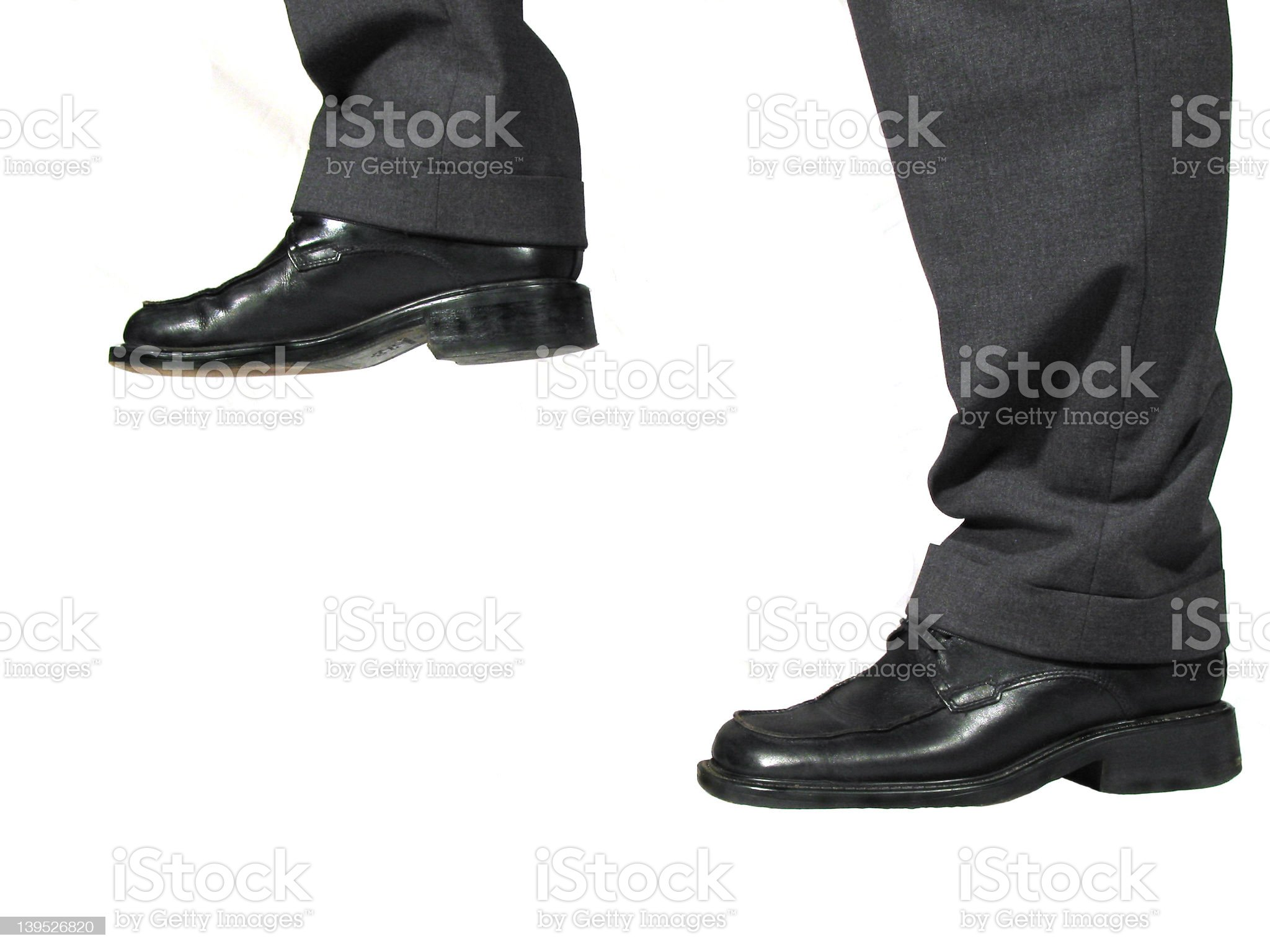 Step on it!  (Serie) royalty-free stock photo