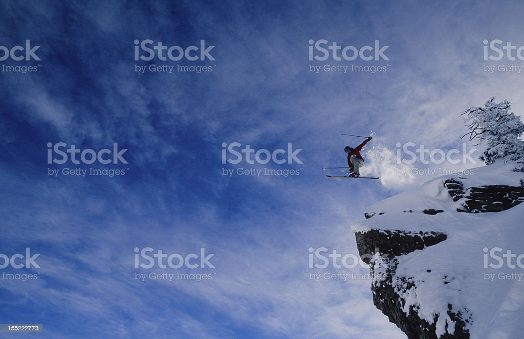Stepping Out royalty-free stock photo