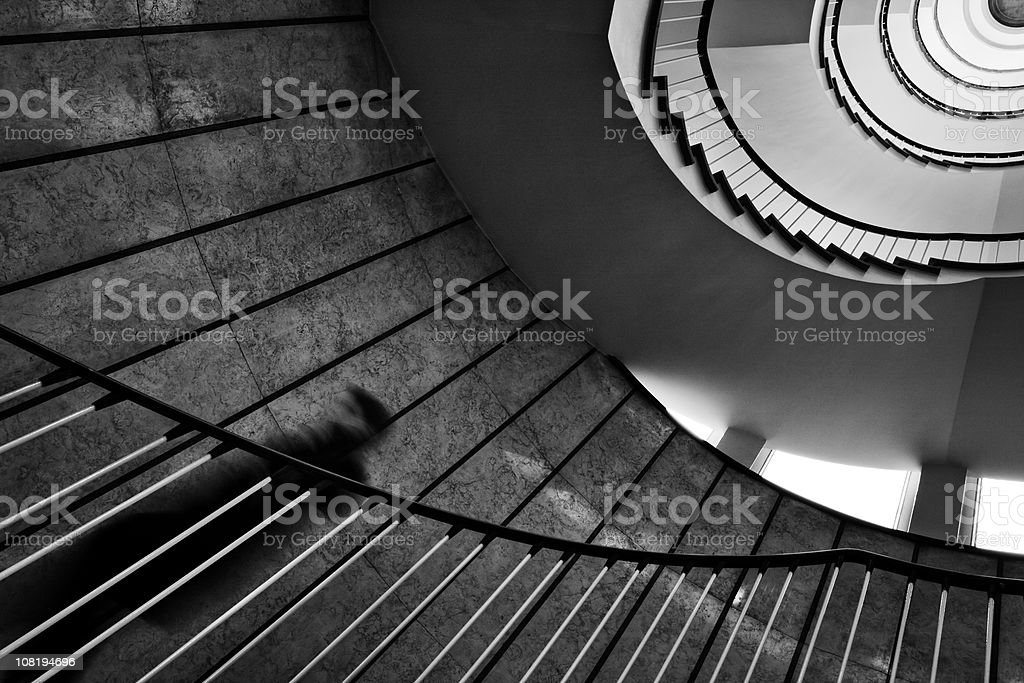 Steps and Staircase stock photo