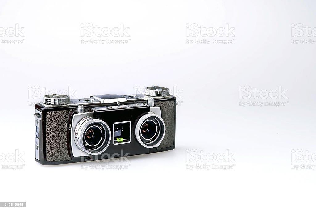 Stereo Camera... stock photo