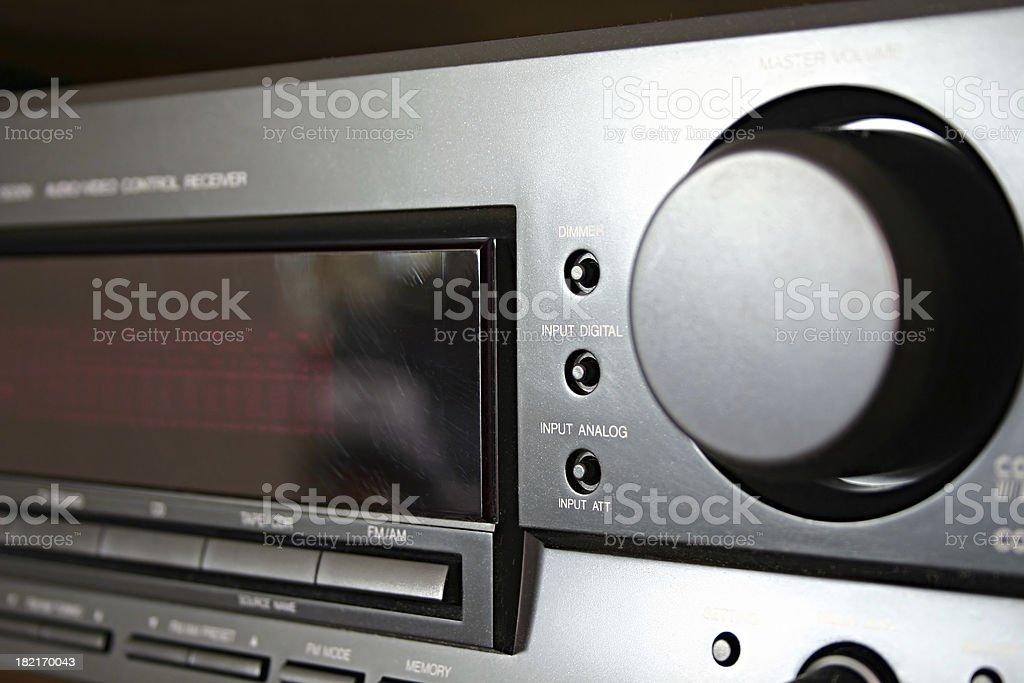 Stereo #1 stock photo