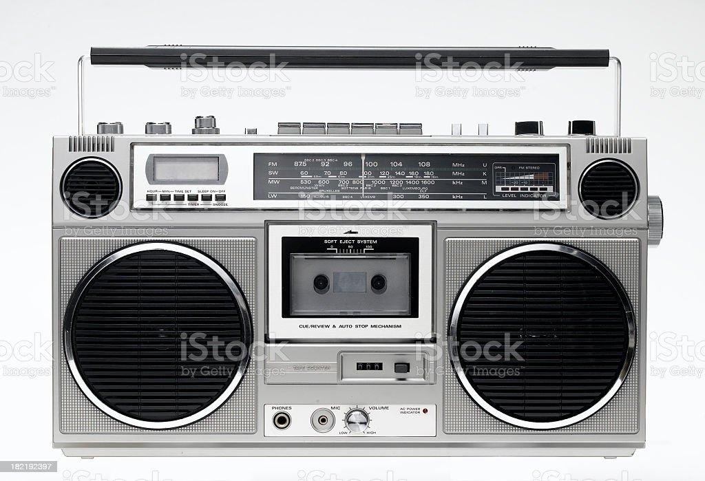 stereo stock photo