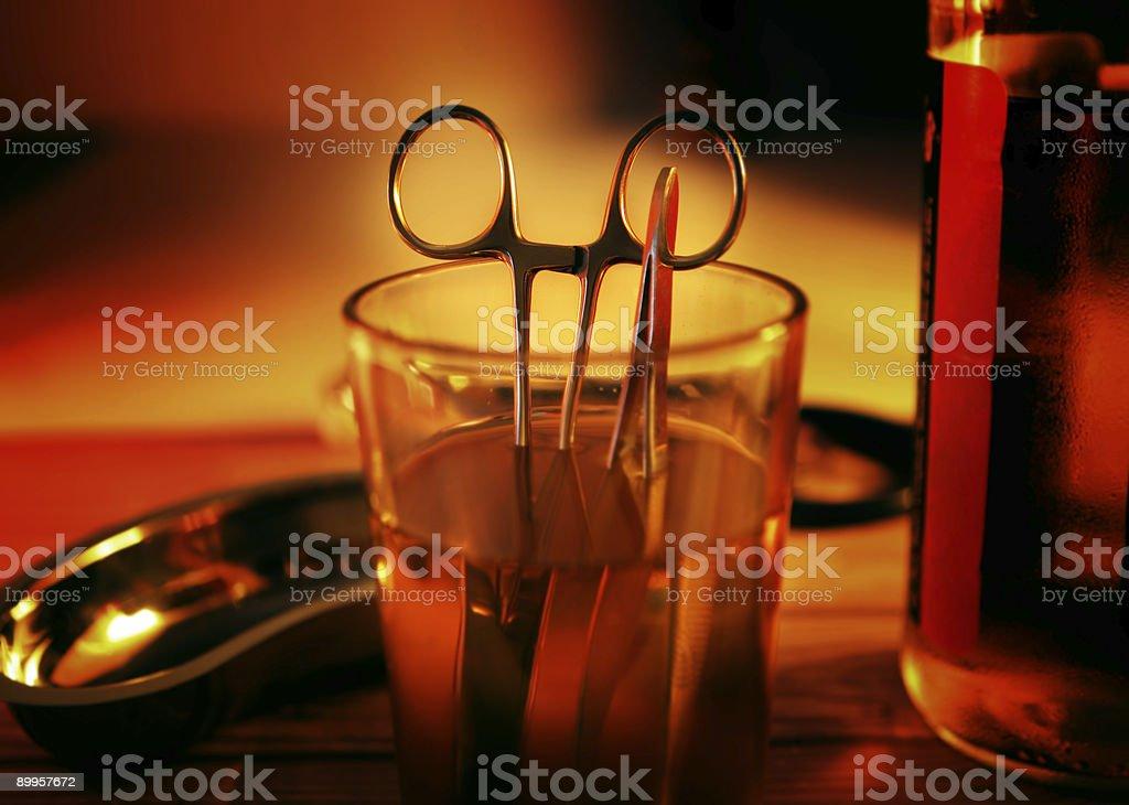 Steril Medical stock photo