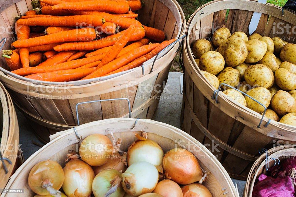 Stewpot Ingrediants royalty-free stock photo