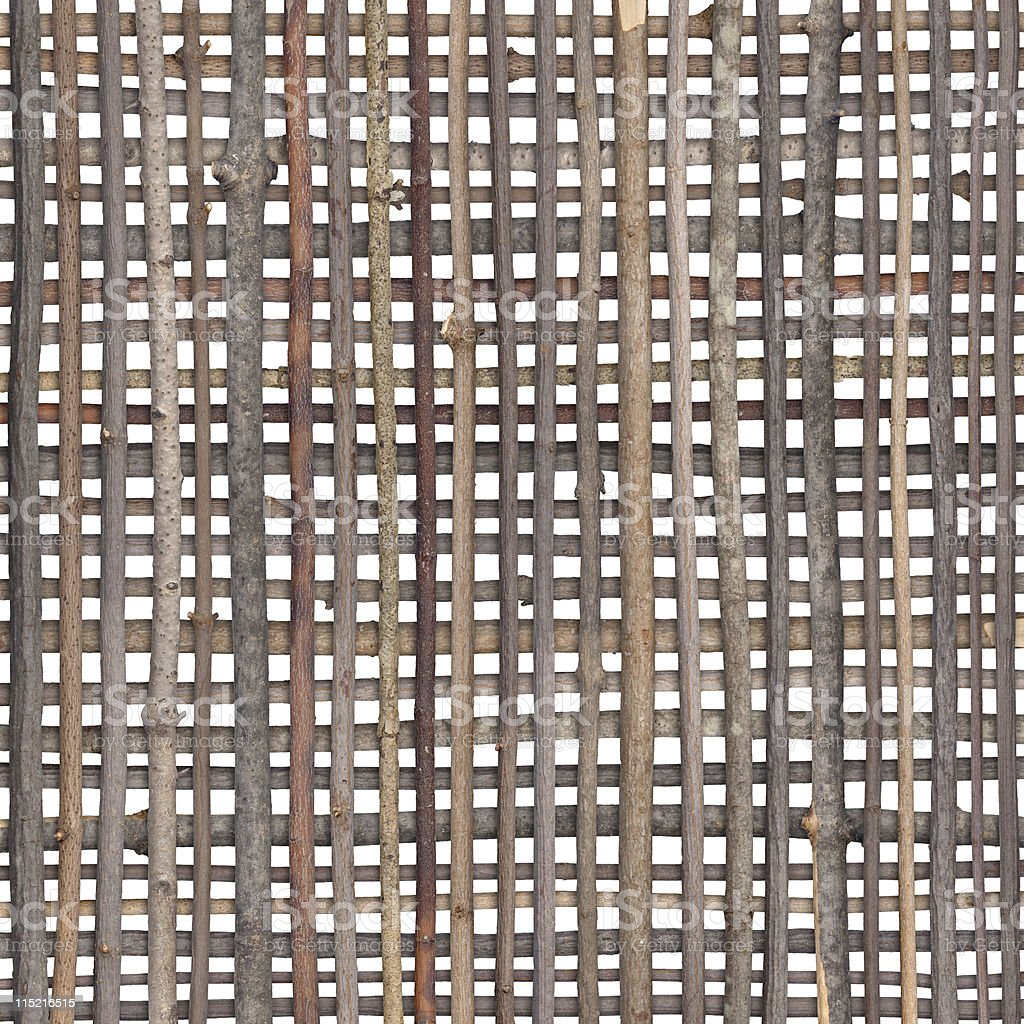 Stick Pattern royalty-free stock photo