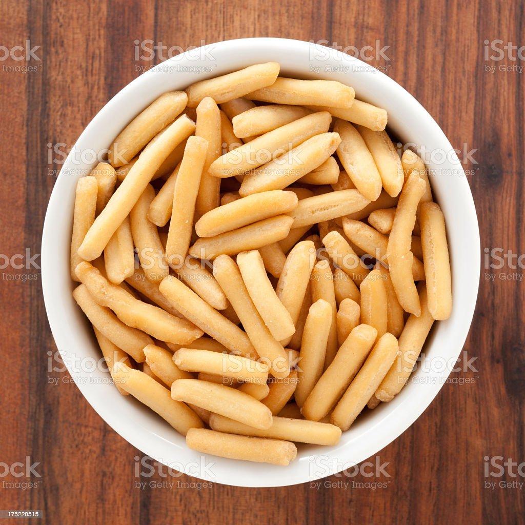 Stick snacks royalty-free stock photo