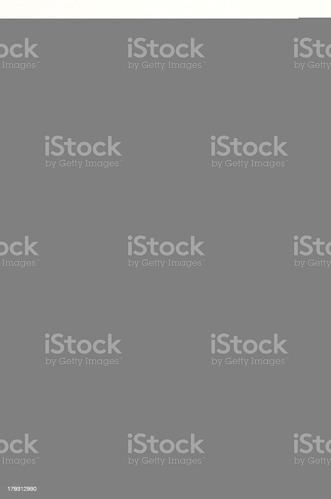 Sticky On Index Card royalty-free stock photo