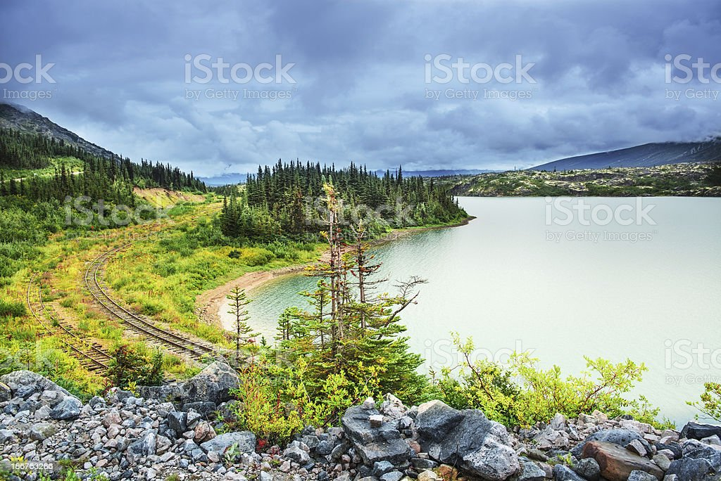 Stikine Region royalty-free stock photo
