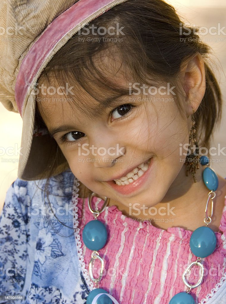 Still Adorable royalty-free stock photo