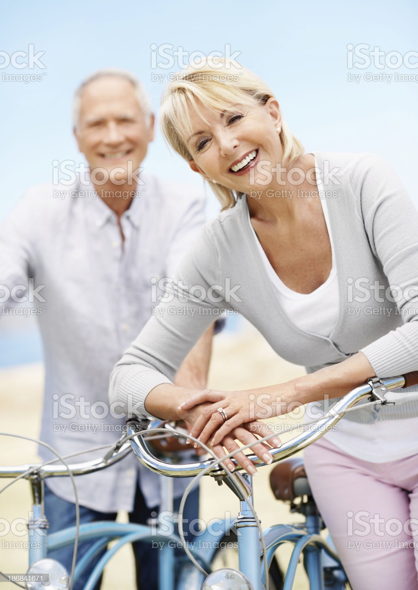 Still brimming with vitality royalty-free stock photo