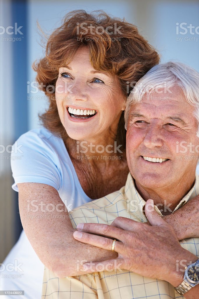 I still can't get enough of him royalty-free stock photo