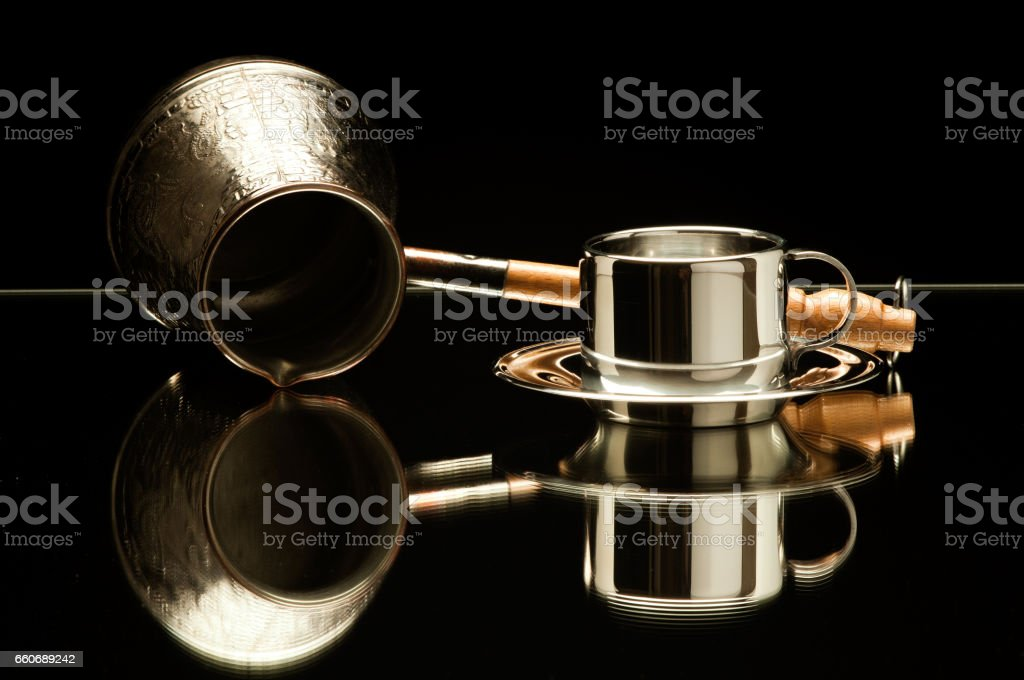 still life coffee stock photo