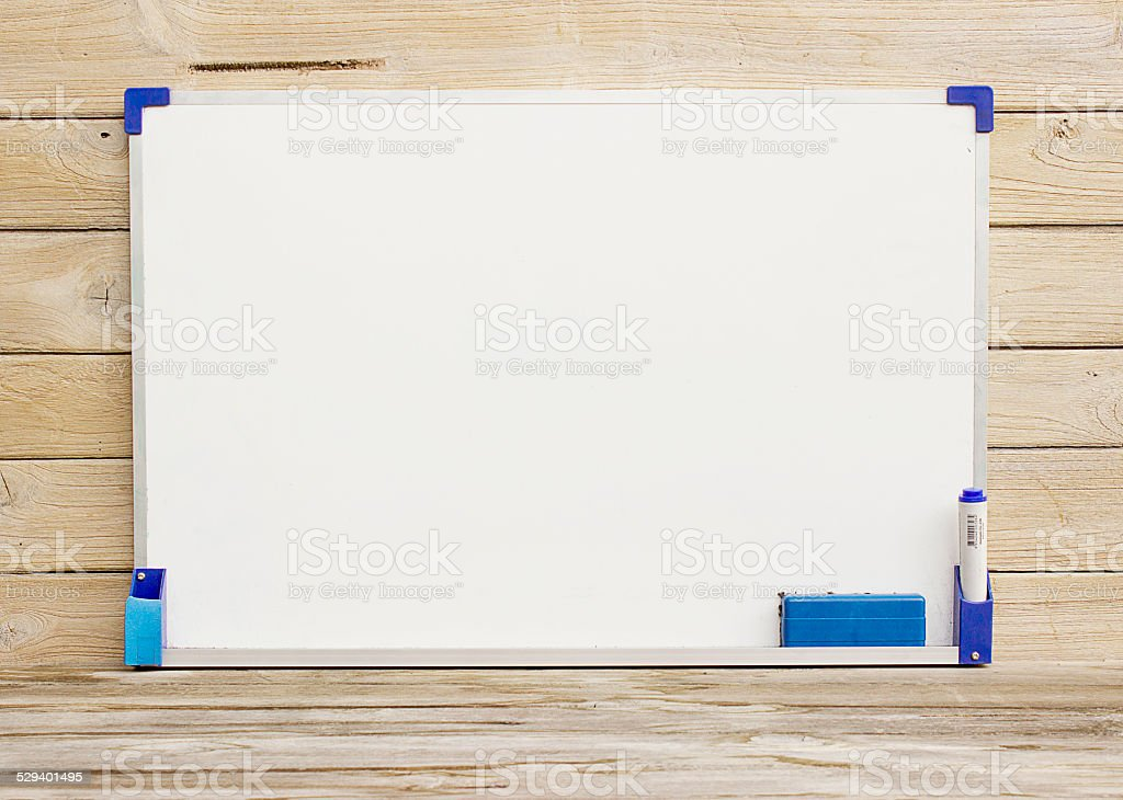Still Life whiteboard stock photo