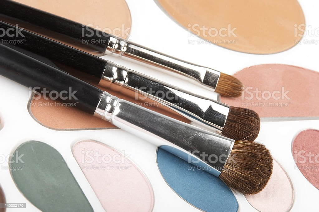 still life with cosmetics royalty-free stock photo