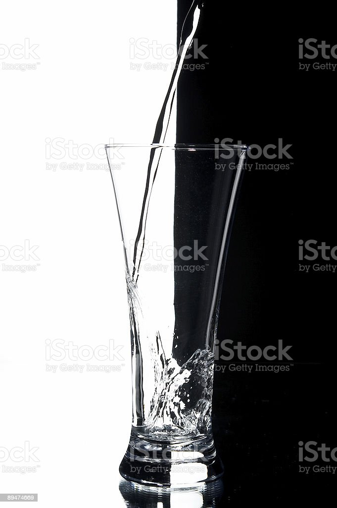 still life with water royalty-free stock photo