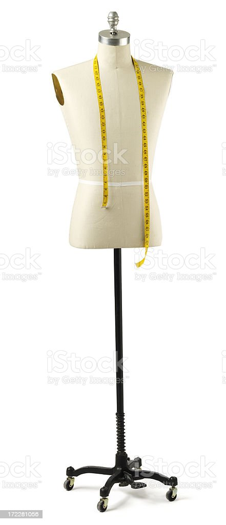 Still Life-Male Mannequin E royalty-free stock photo