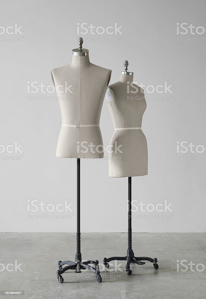 Still Life-Mannequin A stock photo