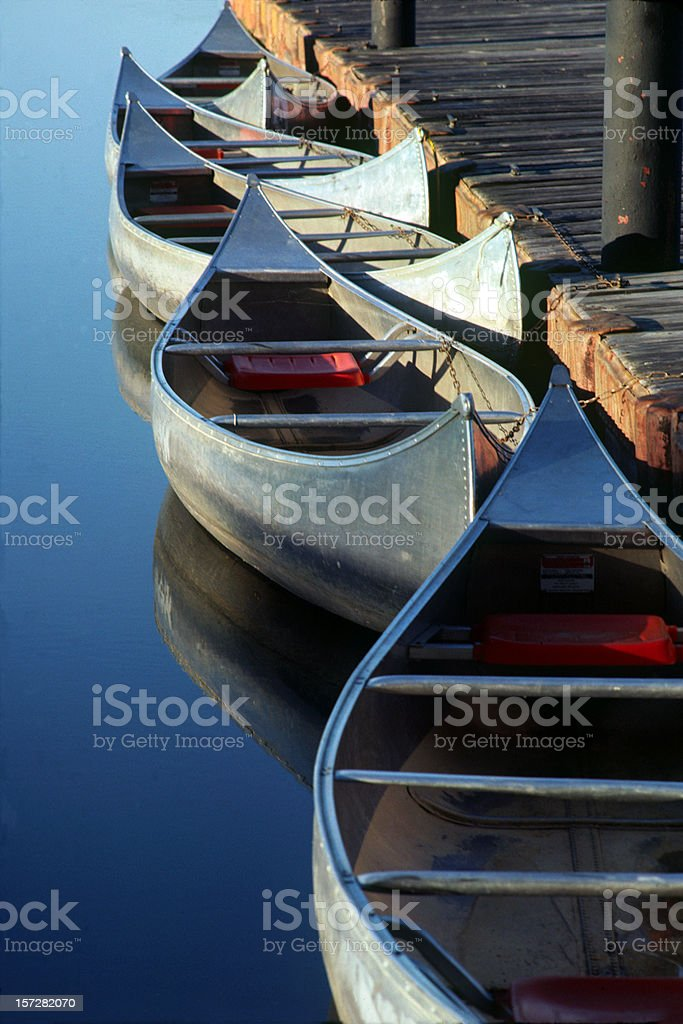 Still Waters royalty-free stock photo