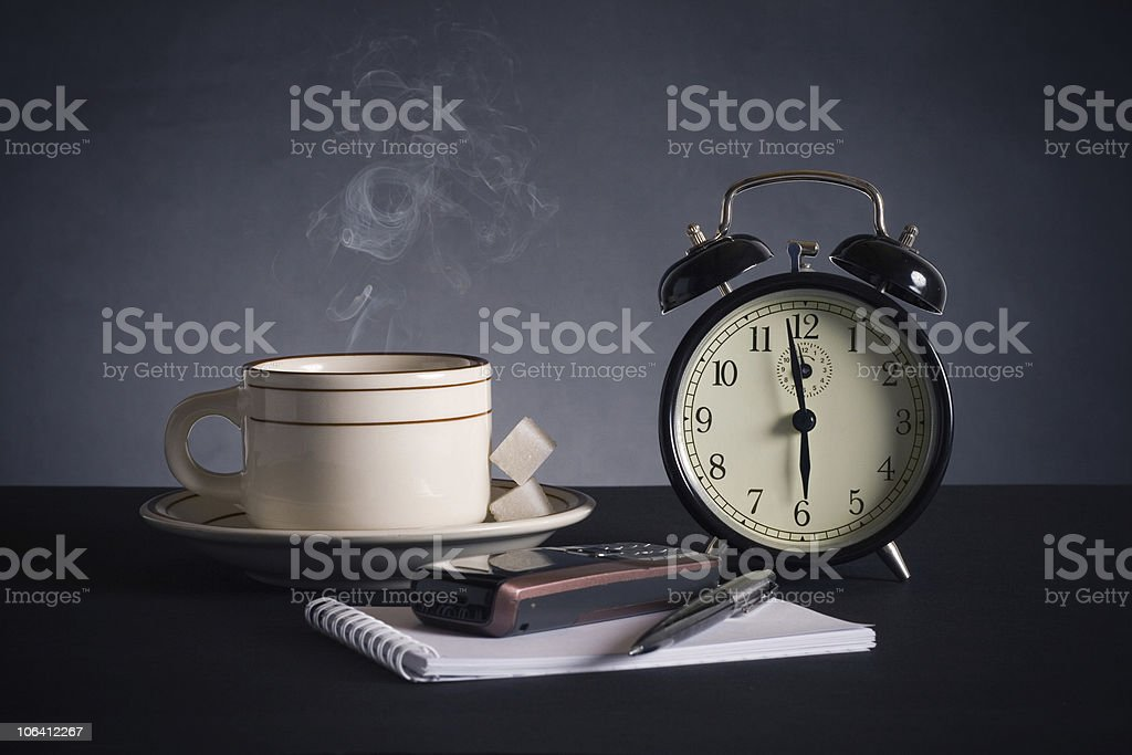 still-life of the businessman. royalty-free stock photo