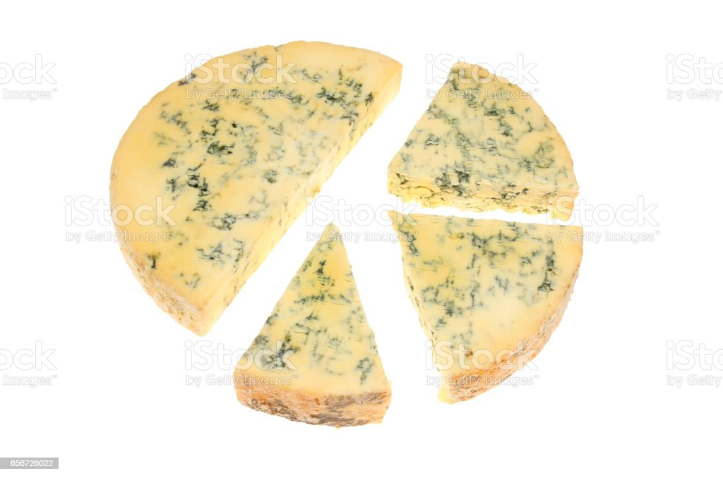 Stilton chart stock photo