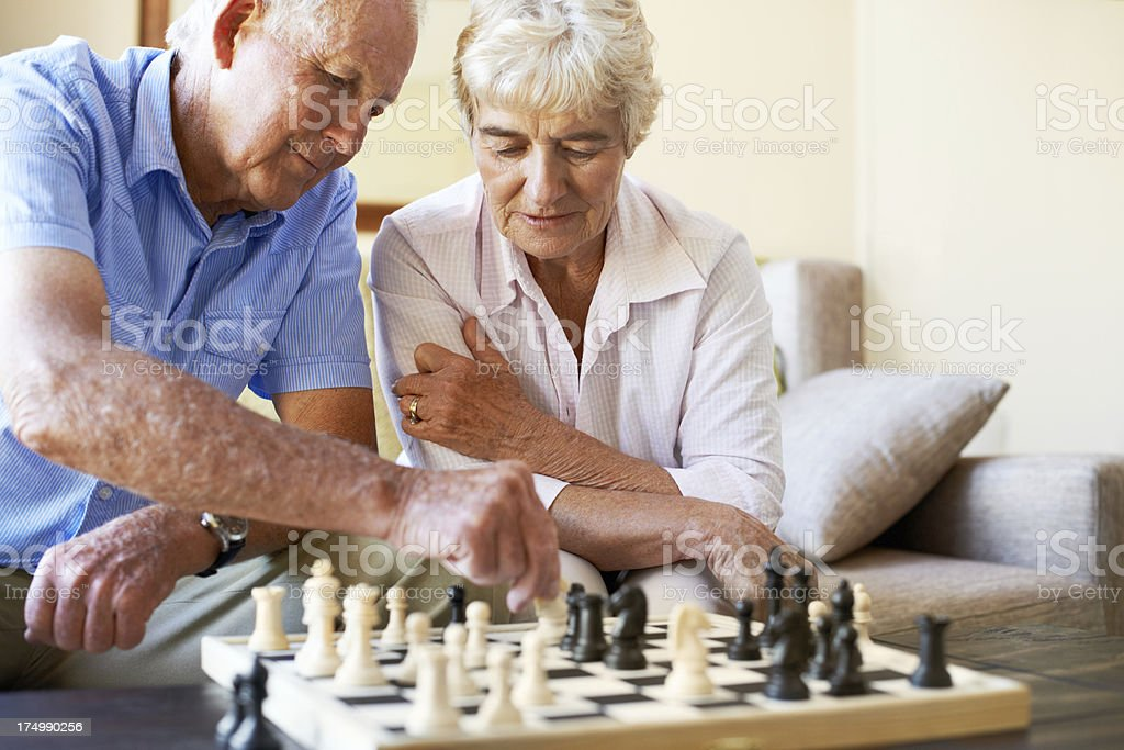 Stimulating their minds royalty-free stock photo