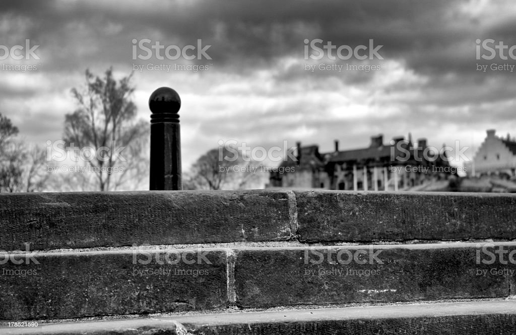 Stirling Castle royalty-free stock photo