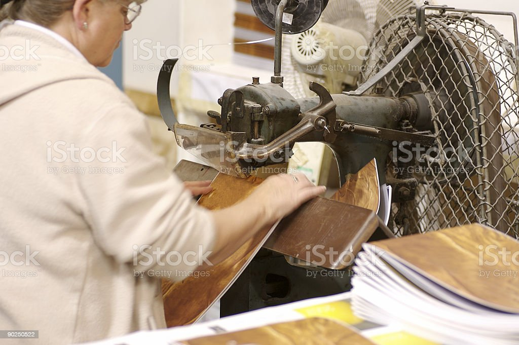 Stitching Line... royalty-free stock photo