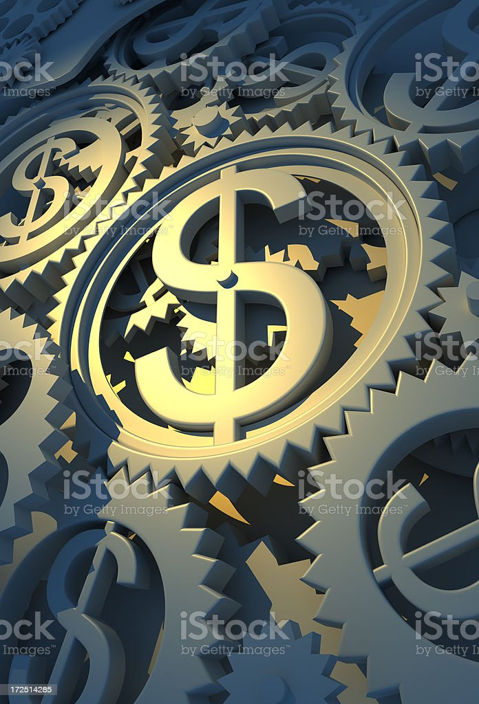 Stock Exchange Concept stock photo