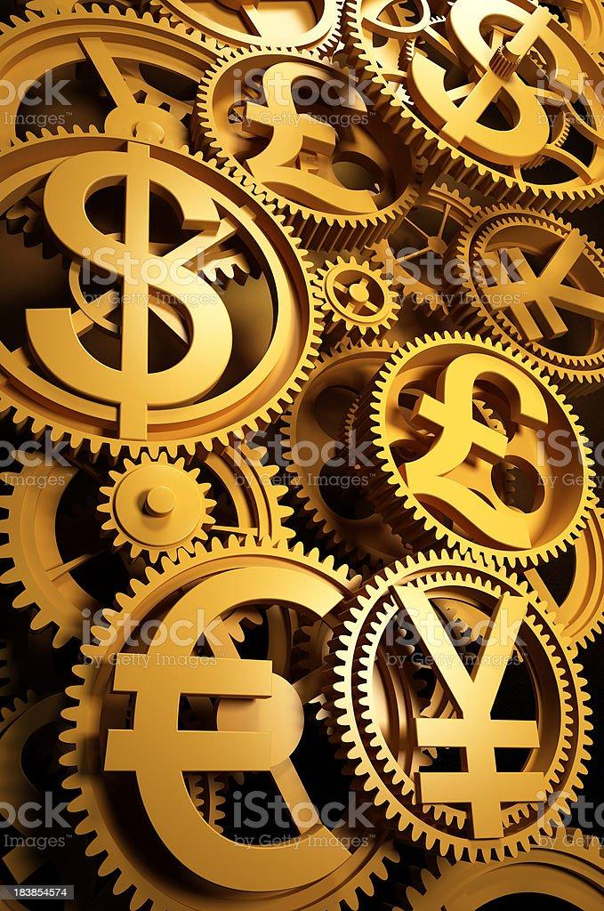 Stock Exchange Concept royalty-free stock photo