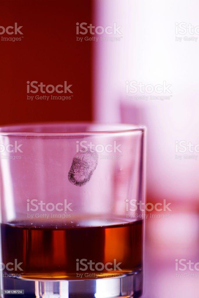 Stock image Crime royalty-free stock photo