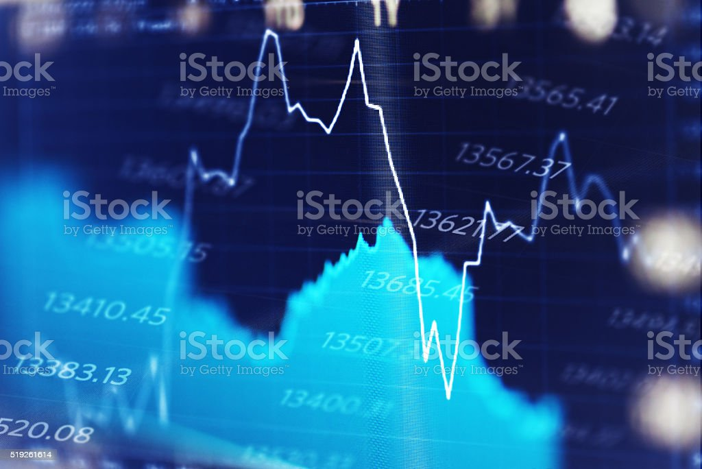 Stock Market Concepts stock photo