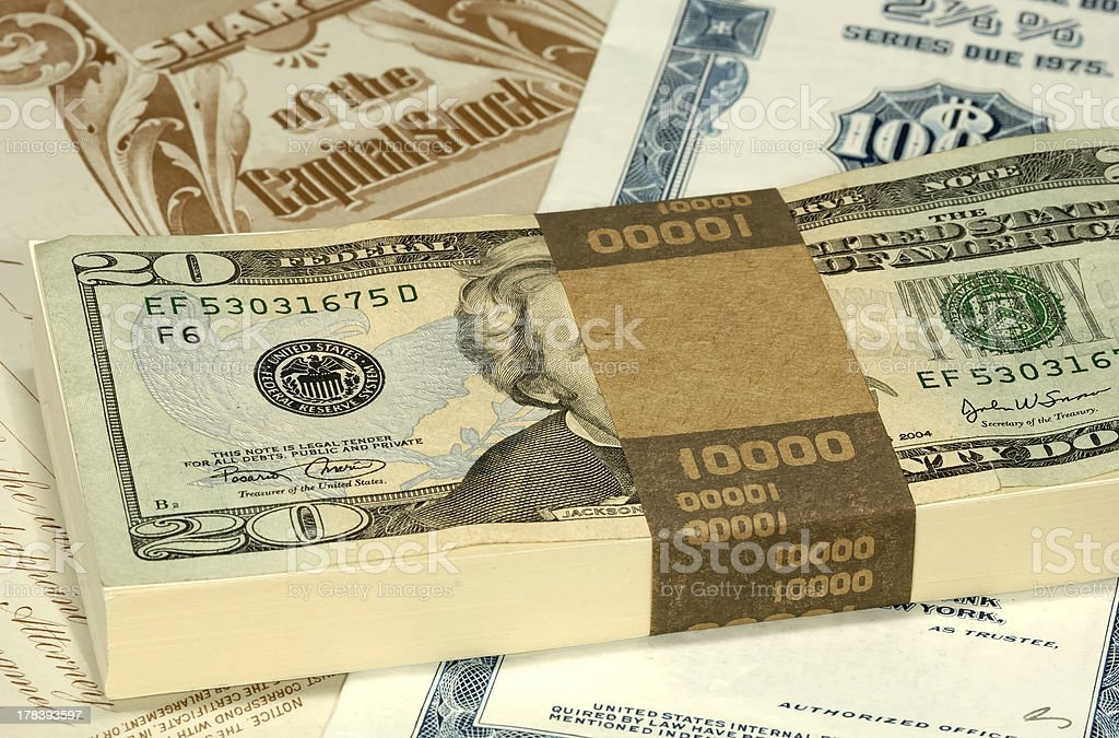 Stock Market royalty-free stock photo
