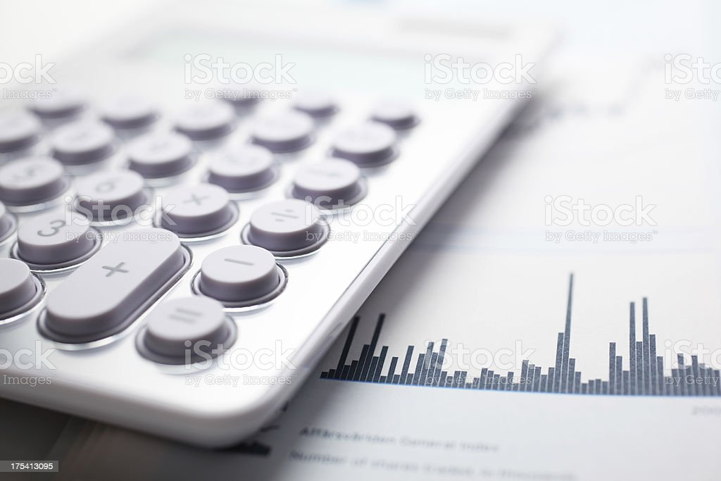 Stock Market Pricing royalty-free stock photo