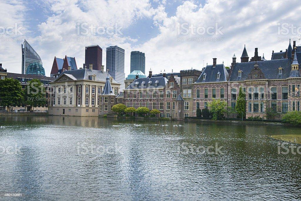 Stock Photo - Dutch Parliament, Den Haag, Netherlands royalty-free stock photo