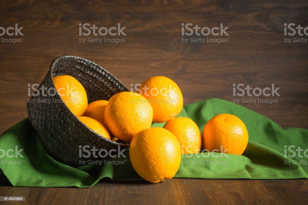 Stock photo of Oranges stock photo