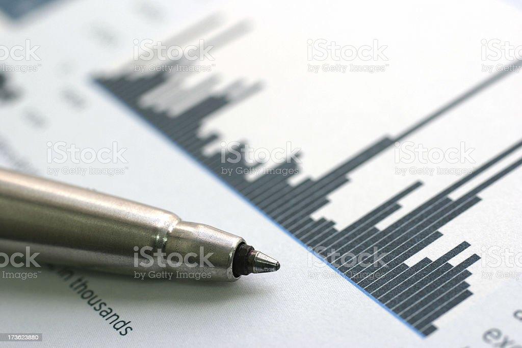 Stock Price royalty-free stock photo