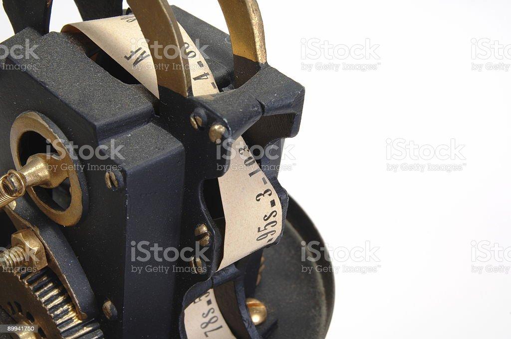 Stock Ticker stock photo