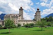 Stockalper Palace (Switzerland)