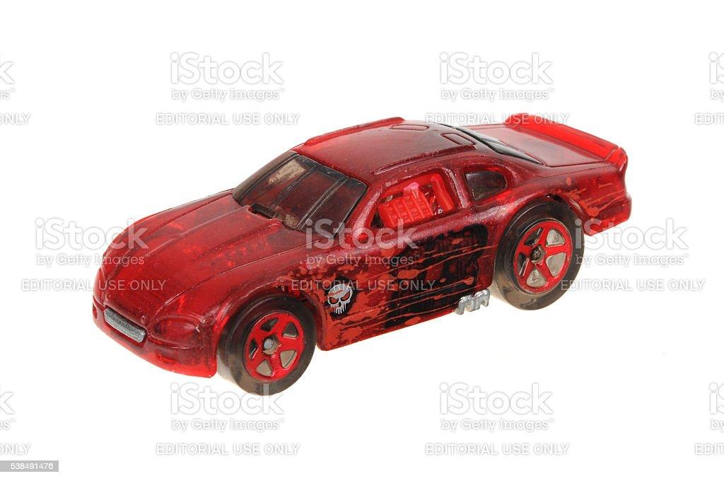 Stockar Hot Wheels Diecast Toy Car stock photo