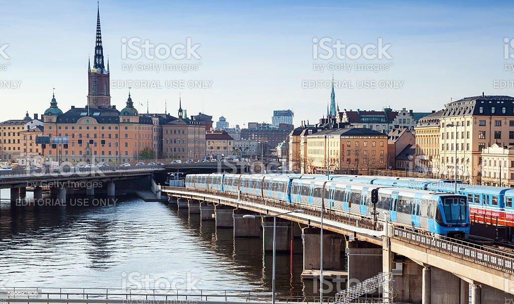 Stockholm, Sweden. Gamla Stan stock photo