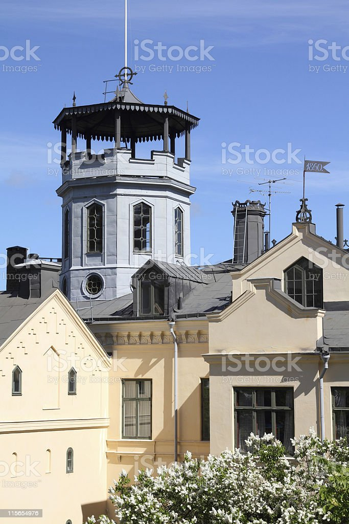 Stockholm, Sweden royalty-free stock photo