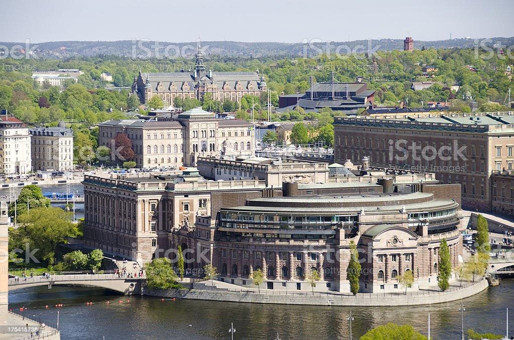Stockholm, Sweden. stock photo