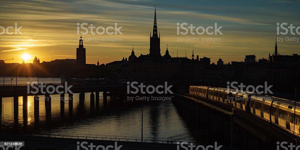Stockholm, Schweden  Lizenzfreies stock-foto