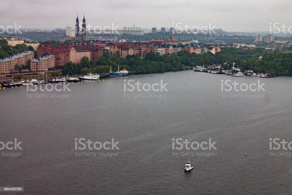 Stockholm Sweden stock photo