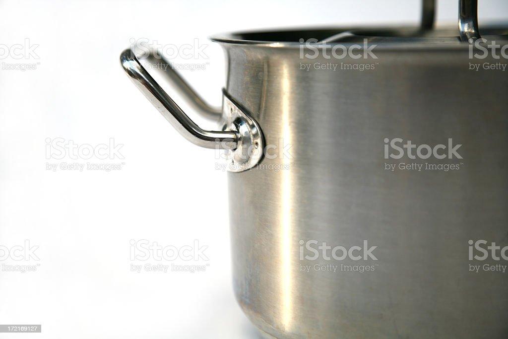 Stockpot stock photo