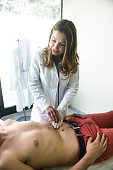 Stomach medical examination