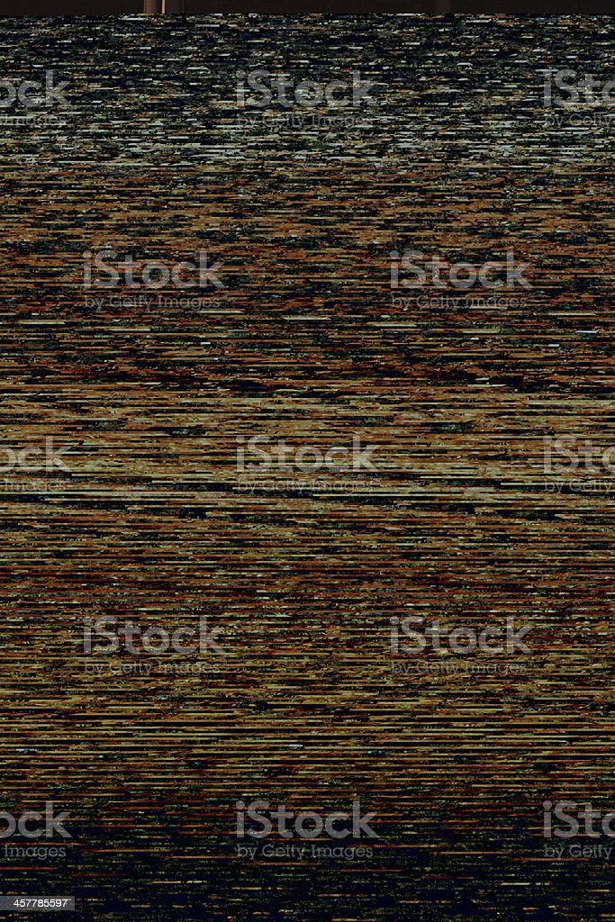 Stone Arch Red Rock Formation royalty-free stock photo