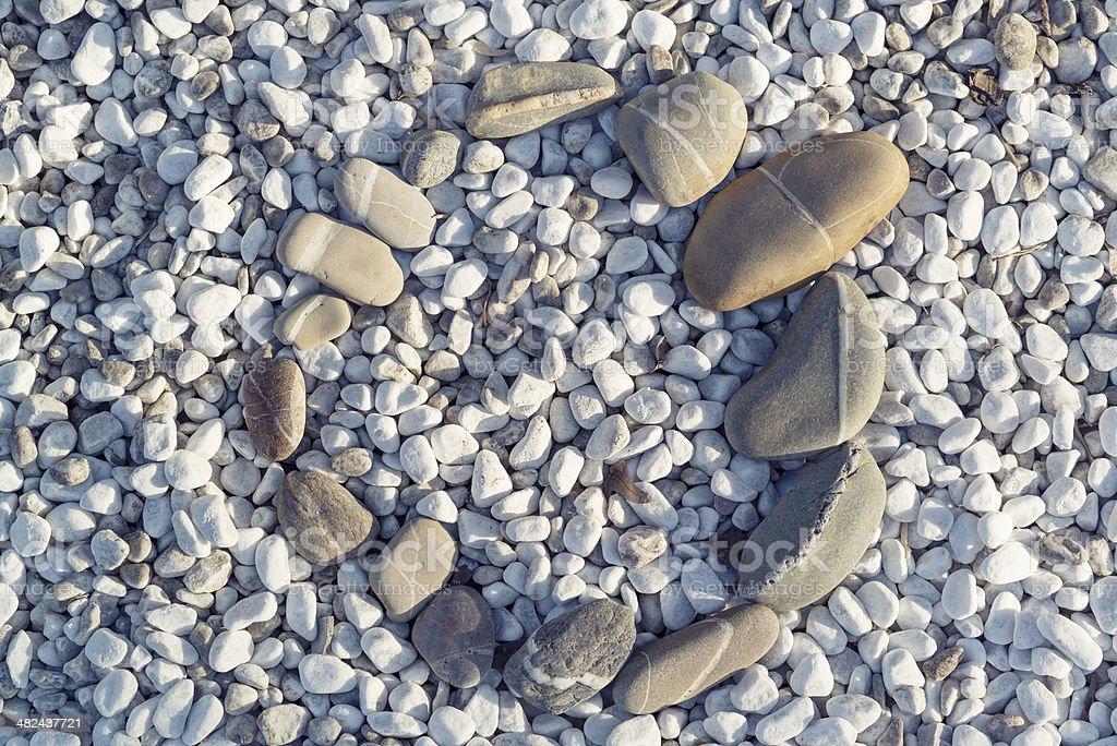 stone arrangement royalty-free stock photo